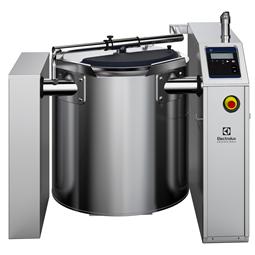 Cucine ad alta produttività<br>Variomix Pentola elettrica con mescolatore 150lt, asse di rotazione 600 mm
