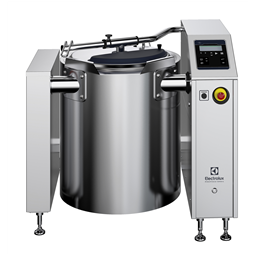 High Productivity CookingVariomix 100l with feet including Lid, Food sensor, Automatic water filling and Level control