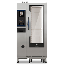 SkyLine PremiumSNatural Gas Combi Oven 16 trays, 600x400mm Bakery