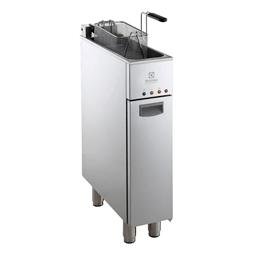Modulare Großküchengeräteserie200 mm - 1 Becken Elektrofritteuse 9 liter