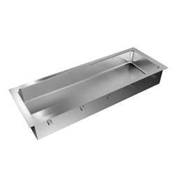 Drop-InDrop-in bain-marie, with one well (5 GN container capacity)