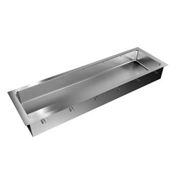 Drop-InDrop-in bain-marie, with one well (6 GN container capacity)