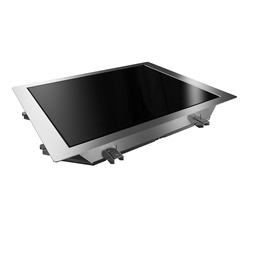 Drop-InDrop-in tempered glass top (2 GN container capacity)