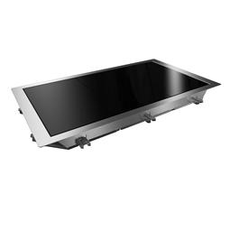 IntégrablesDrop-in surface chauffante en verre trempé capacité 3GN1/1