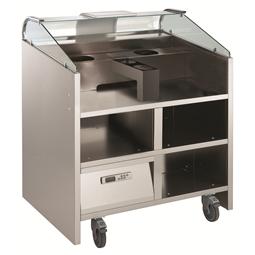 Libero Line SeriesLibero Point, 2 HP unit freestanding counter