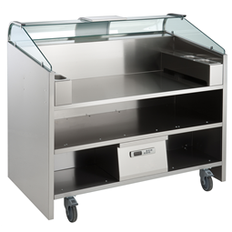 Libero Line SeriesLibero Point, 3 unit freestanding counter