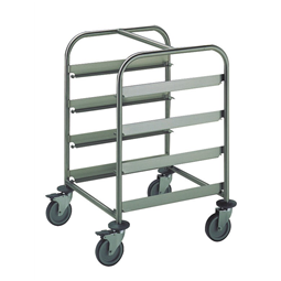Service Trolleys4 Dishwasher Rack Trolley