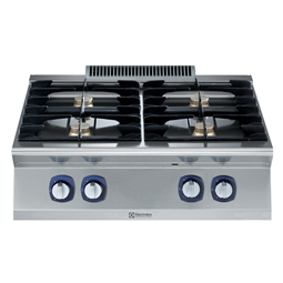 Modular Cooking Range Line700XP 4-Burner Gas Boiling Top