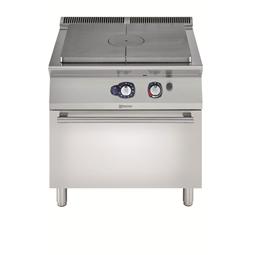 Modular Cooking<br>700XP Gashällspis. Golvmodell. 800mm. Hällbrännare