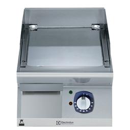 Modular Cooking Range Line700XP Half Module Electric Fry Top, Chromium Steel