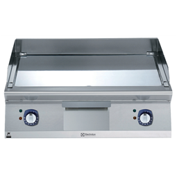 Modular Cooking Range Line700XP Full Module Electric Fry Top, Chromium Plated