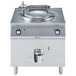 Modular Cooking Range Line700XP Freestanding Gas Boiling Pan 60lt indirect heat