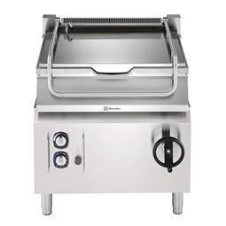 Modular Cooking Range Line700XP Gas Tilting Bratt Pan 60lt with Duomat bottom