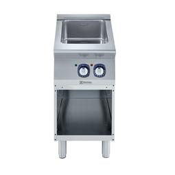 组合式炉具系列11升 电力多功能炒锅-混合不锈钢 400毫米