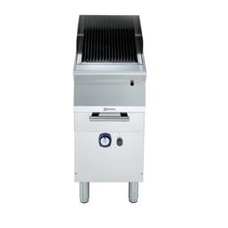 Cuisson modulaire700XP Grillade charcoal, gaz, demi module, monobloc