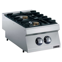 Gamma cottura modulare<br>EVO700 Cucina a gas top 2 fuochi