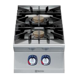 Modular Cooking Range Line900XP 2-Burner Gas Boiling Top, 10 kW