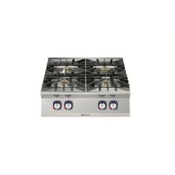 Modular Cooking Range Line900XP 4-Burner Gas Boiling Top