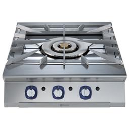 Modular Cooking Range Line900XP 3-Burner Gas Boiling Top