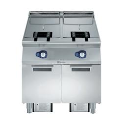 Cuisson modulaire900XP Friteuse gaz 2X23L