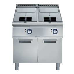 Modular Cooking Range Line900XP Fritös, EL, 15+15 L, 800 MM
