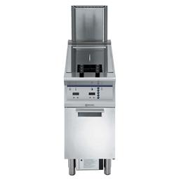 Modular Cooking Range Line900XP HP Gasfritös 23 l med V-formad bassäng