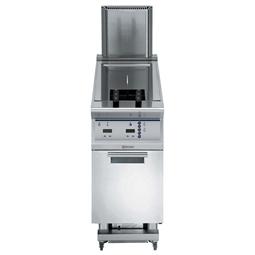 Modular Cooking Range Line900XP HP Gasfritös 23 l med V-formad bassäng.