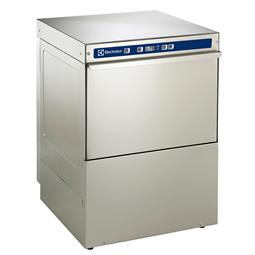WarewashingGreen & Clean Undercounter Dishwasher with Wash Safe Control, drain pump & detergent dispenser