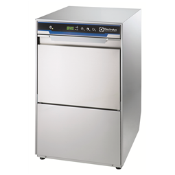 WarewashingSmall Glasswasher with Cold Rinse - 3 cycles, 30b/hr