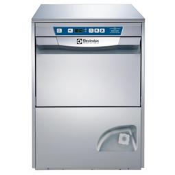 WarewashingGreen & Clean Undercounter Dishwasher with Wash Safe Control, drain pump & CWS