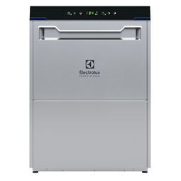 WarewashingUndercounter, pressure boiler, double skin, rinse aid dispenser, 720d/h