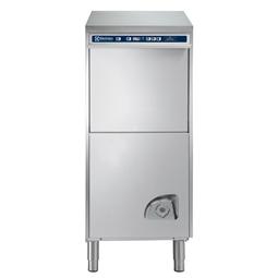 MosogatásElöltöltős mosogatógép Wash Safe Control funkcióval, ürítő pumpával és folyamatos vízlágyítóval