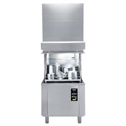 Lavaggio Stoviglie<br>Lavapentole automatica caricamento frontale e laterale 833 mm