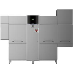 Warewashinggreen&clean multi-rinse Rack Type,Energy Saving Device,ZERO LIME,medium dryer,electric,150r/h,L>R