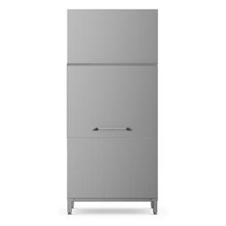 WarewashingLarge drying zone with door for green&clean multi-rinse Rack Type Dishwasher