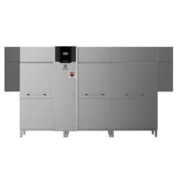 Pranje posuđa<br>green&clean multi-rinse Tračna perilica u skladu sa  DIN 10510 i  A0 60 certifikatima