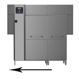 Astianpesugreen&clean dual rinse korikuljetinastianpesukone, ESD, 200 k/h