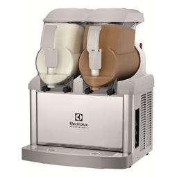 Slush, cold creams & mjukglassBehållare för slush och frozen cream, med 2 x 5-liters behållare