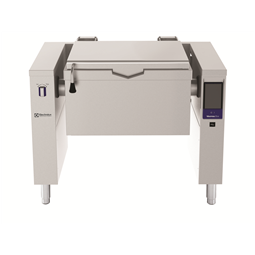 High Productivity CookingElectric Tilting Braising Pan, 24gal (90lt), Hygienic Profile, Freestanding with CTS