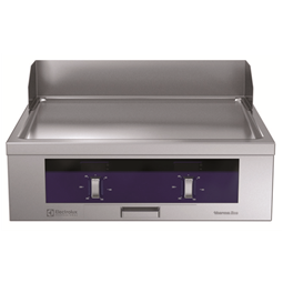 Modular Cooking Range Linethermaline 80 - Full Module Electric Fry Top, 1 Side