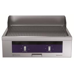 Modular Cooking Range Linethermaline 80 - Full Module Electric Fry Top, 1 Side
