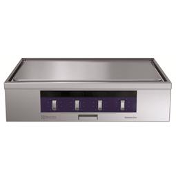 Modular Cooking<br>Free cooking top (för kokkärl o direkt stekning), betjänas från 1 sida, 4 zoner