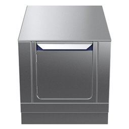 Modular Cooking Range Linethermaline 90 - 600 mm Passthrough base, 2 doors, GN conform, 2 Sides (H2) - H=450