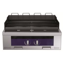 Modular Cooking<br>Gas grill HP, betjänas från 1 sida med hög bakkant, 800 mm