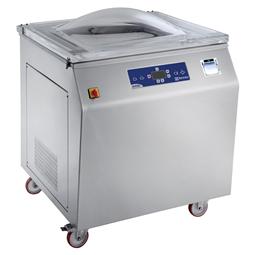 Jedinice za vakuumsko pakiranjePokretni uređaj za vakumiranje s HACCP printerom - 40 m³/sat, inertni plin