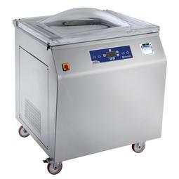 Jedinice za vakuumsko pakiranjePokretni uređaj za vakumiranje s HACCP printerom - 60 m³/sat