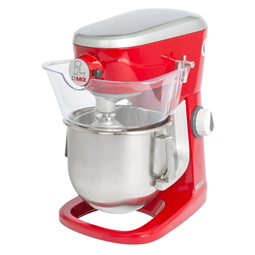 Planetary Mixers<br>Planetary Mixer, 5 lt - Electronic with Hub - Red color