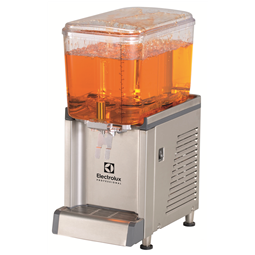 Simplicity BubblersCold Beverage Dispensers 1x18 L, agitator model