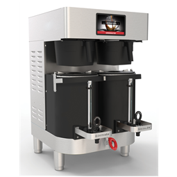 Coffee System<br>PrecisionBrew double warmer shuttle brewer