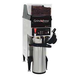 Coffee System<br>Grinder brewer 2,5 kg, single - airpot